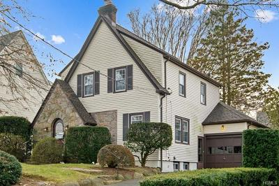 Scarsdale NY Single Family Home For Sale: $799,000