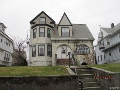 Westchester County Multi Family 2-4 For Sale: 120 Claremont Avenue
