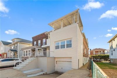 Bronx Multi Family 2-4 For Sale: 1733 Jarvis Avenue