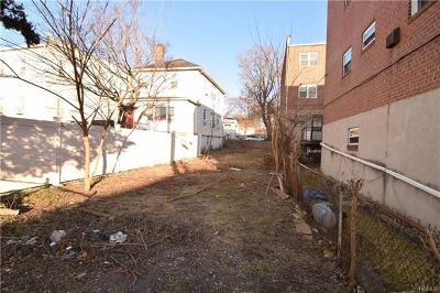 Bronx Residential Lots & Land For Sale: 4421 Mundy Lane