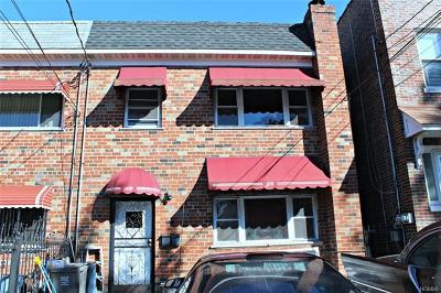Bronx Multi Family 2-4 For Sale: 1270 Havemeyer Avenue