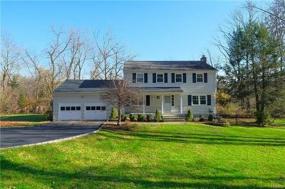 Single Family Home For Sale: 38 Pinesbridge Road