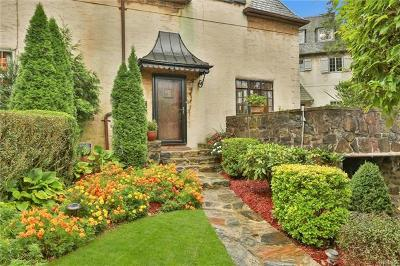 Bronxville Single Family Home For Sale: 4 Normandy Road