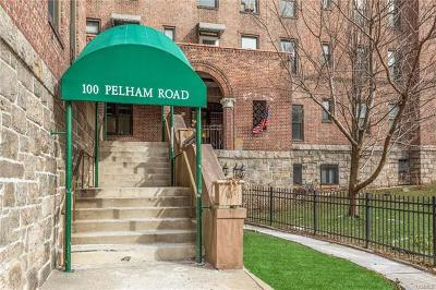New Rochelle Co-Operative For Sale: 100 Pelham Road #1C