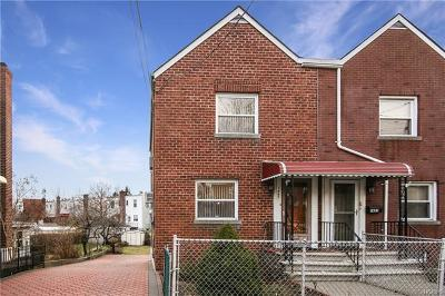 Bronx Single Family Home For Sale: 1447 Merry Avenue