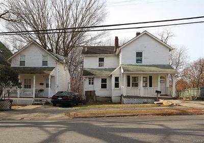Westchester County Multi Family 2-4 For Sale: 135 North Kensico Avenue