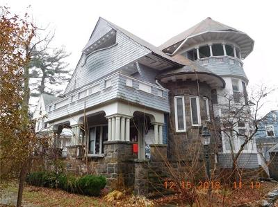 Yonkers Single Family Home For Sale: 139 Alta Avenue