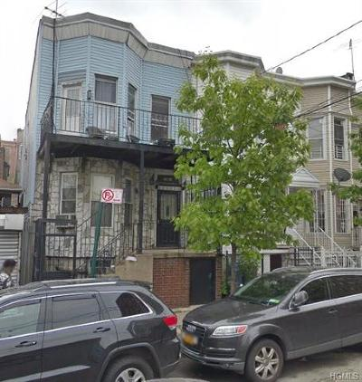 Bronx Multi Family 2-4 For Sale: 2244 Bassford Avenue #1A