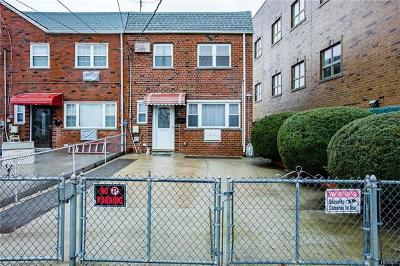 Bronx Single Family Home For Sale: 1059 Quincy Avenue