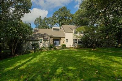Chappaqua Single Family Home For Sale: 49 Jeffrey Lane