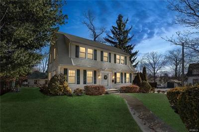 White Plains Single Family Home For Sale: 42 Howard Avenue