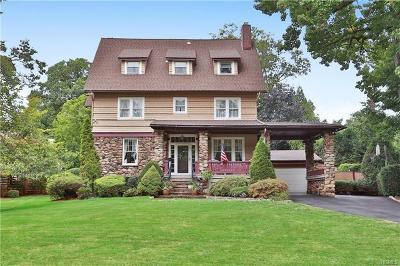 Pelham Single Family Home For Sale: 1295 Manor Circle
