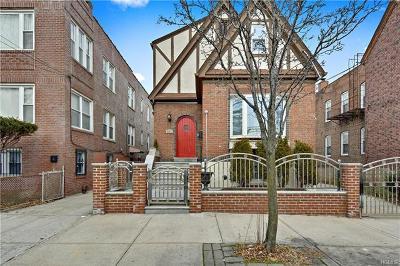Bronx Multi Family 2-4 For Sale: 861 East 231st Street