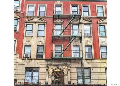 Brooklyn Condo/Townhouse For Sale: 1492 Bedford Avenue #4A