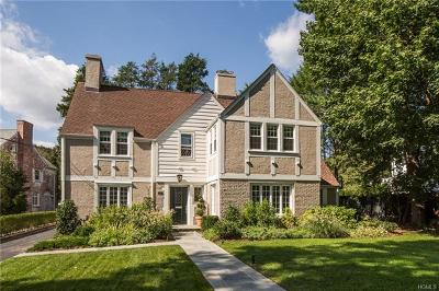 Mount Vernon Single Family Home For Sale: 328 Central Parkway