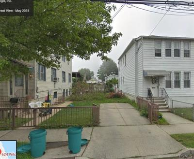 Bronx Residential Lots & Land For Sale: 624 Wilcox Avenue