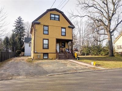 Rockland County Single Family Home For Sale: 17 Jay Street