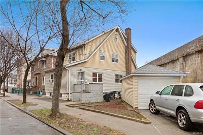 Bronx Single Family Home For Sale: 2060 Matthews Avenue