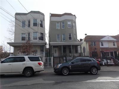 Bronx Multi Family 2-4 For Sale: 988 Ogden Avenue