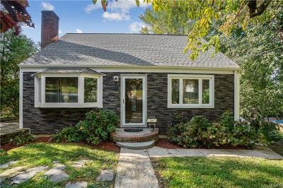 Elmsford Single Family Home For Sale: 37 South Mortimer Avenue