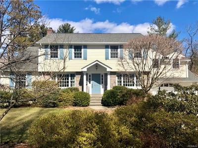 Scarsdale Single Family Home For Sale: 9 Kempster Road