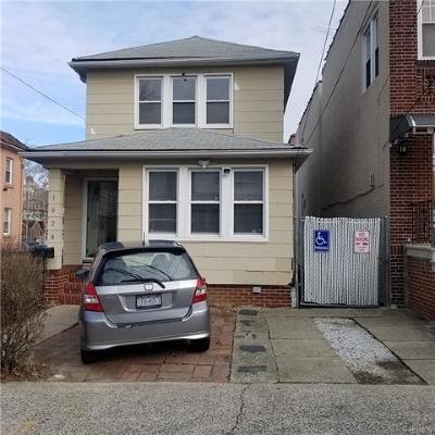 Bronx Single Family Home For Sale: 1628 Mahan Avenue