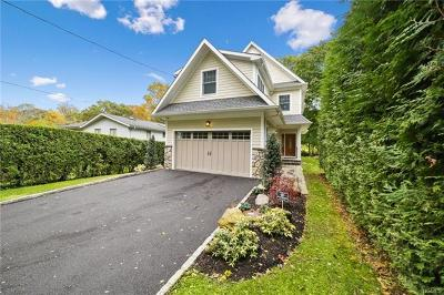 Scarsdale Single Family Home For Sale: 140 Saxon Woods Road