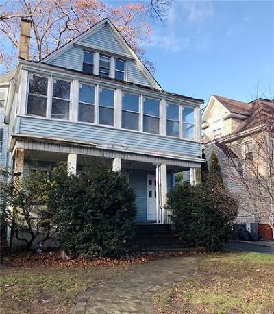 Mount Vernon Multi Family 2-4 For Sale: 274 North Fulton Avenue