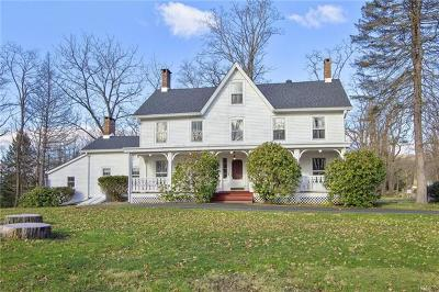 Fishkill Single Family Home For Sale: 430 Cedar Hill Road