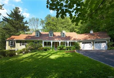 Westchester County Single Family Home For Sale: 22 Kitchawan Drive