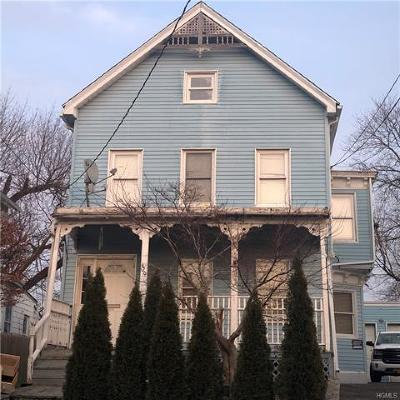 Westchester County Multi Family 2-4 For Sale: 429 Orchard Street