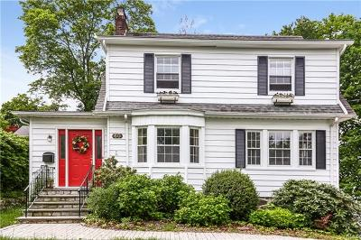 Hartsdale Single Family Home For Sale: 60 Lakeview Avenue