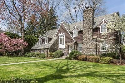 Bronxville Single Family Home For Sale: 50 Highland Circle