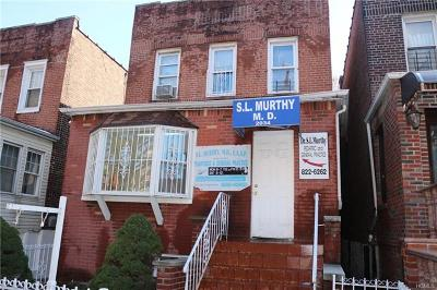 Bronx Multi Family 2-4 For Sale: 2034 Benedict Avenue