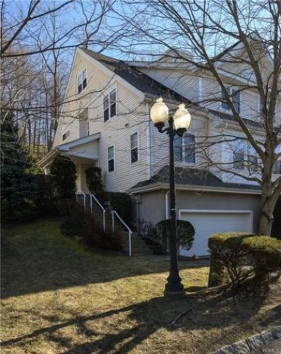 Briarcliff Manor, Pleasantville Condo/Townhouse For Sale: 66 Briarbrook Drive