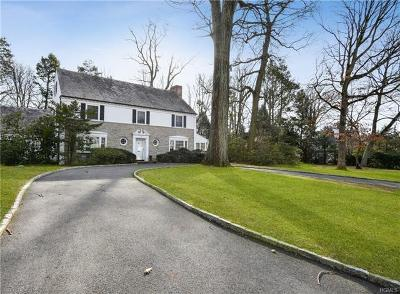 Scarsdale NY Single Family Home For Sale: $2,195,000
