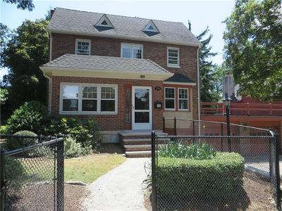Westchester County Rental For Rent: 176 Serrano Avenue