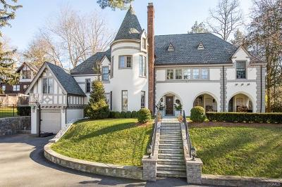 Scarsdale Single Family Home For Sale: 1 Fenimore Road