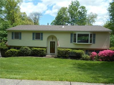 Nanuet Single Family Home For Sale: 8 Chaparral Road