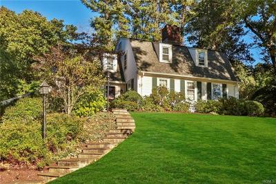 Pleasantville NY Single Family Home For Sale: $849,000