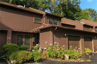Westchester County Condo/Townhouse For Sale: 93 Woods Brooke Circle