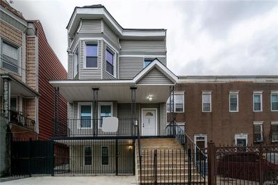 Multi Family 2-4 For Sale: 1421 Bryant Avenue