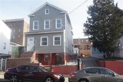 Bronx Multi Family 2-4 For Sale: 4728 Carpenter Avenue