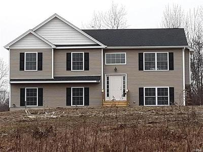 Middletown Single Family Home For Sale: Lot #8 Midland Lakes Road