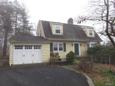 Rockland County Single Family Home For Sale: 30 Sunset View Drive