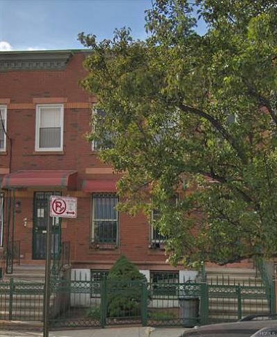 Bronx Multi Family 2-4 For Sale: 926 Longwood Avenue