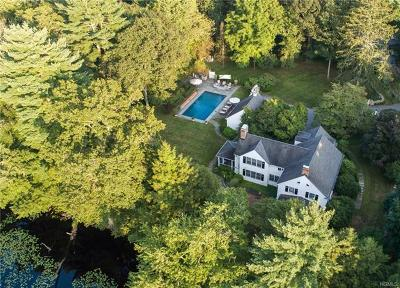 Katonah Single Family Home For Sale: 480 Pea Pond Road