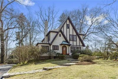 Westchester County Single Family Home For Sale: 6 Brevoort Road