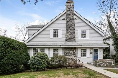 Westchester County Single Family Home For Sale: 54 Chatsworth Avenue