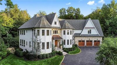 Armonk Single Family Home For Sale: 11 Hollow Ridge Road